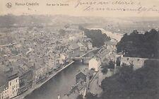 Carte Postale - Namur Citadelle / Vue sur la Sambre