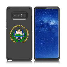 For Samsung Galaxy Note 8 9 Shockproof Case El Salvador Escudo Coat Of Arms