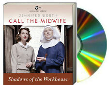 Call the Midwife Shadows of the Workhouse by Jennifer Worth (2014 CD Unabridged