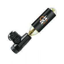 SKS Airbuster CO2 Kompakt-/Minipumpe mit Fahrrad-Halterung 11105 für AV/DV/SV