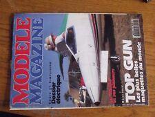 $$$ Revue Modele Magazine N°478 Plan encarte Minacro IIPropulsion electrique