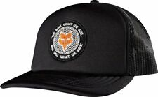 Fox Racing Mens Race What We Sell Snapback Hat Black One Size