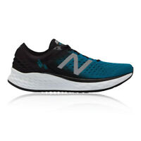 New Balance Mens Fresh Foam 1080v9 Running Shoes Trainers Sneakers Black Blue