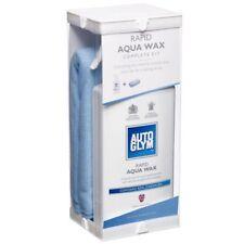 Rapid Autoglym Aqua Wax Kit 500ml With 2 Micro Fibre Cloths.