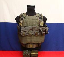 Russian army spetsnaz SSO SPOSN Parol tactical assault vest plate carrier