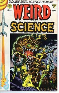 Weird Science #4 (March 1991, Gladstone Comics) Fine Plus Wally Wood EC Reprints