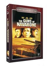THE GUNS OF NAVARONE : 2 DVD DISC SET  - LUXE ED. - sealed - oorlog NIEUW