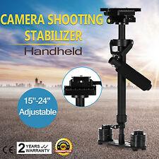 S60 Aluminium Hand Kamera Stabilisator Stabilisierung Schwebestativ Steadycam DV