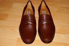 NEU  BRATFISCH   Herren   Leder  Slipper  Gr. 44,5   made in Italy