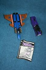 G1 Transformers 80s Astrotrain and Dirge #14