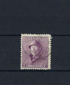 [LK15216] Belgium N°176 Royalty USED COB € 525,00 2ND