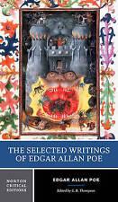 The Selected Writings of Edgar Allan Poe by Edgar Allan Poe (Paperback, 2004)
