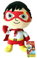 "12"" Ryan's World Red Titan Hero Plush Stuffed Figure Toy Gift Ryans Boys Kids"