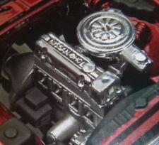 R85DP DATSUN PICKUP ENGINE TRANSMISSION PARTS Model Car Mountain 1/25