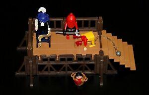 "Playmobil® ""Henker bei der Arbeit"" :) Scharfrichter Ritterburg 3666 #182"
