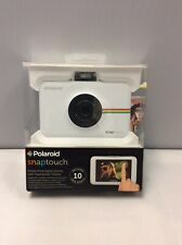 POLAROID SNAPTOUCH INSTANT PRINT DIGITAL CAMERA with Touchscreen Display.