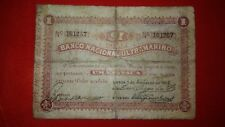 Portugal Macau 1 Pataca  01.01.1912  Poor Condition but very Rare!!!