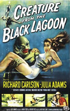 Creature From The Black Lagoon 24x36 Movie Poster!