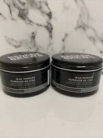 2x Redken Brews Wax Pomade Mild Control Barber Essentials 3.4oz new
