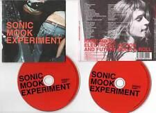 """SONIC MOOK EXPERIMENT """"Rare Mixes..."""" (2 CD) 2001"""