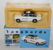 Voitures, camions et fourgons miniatures Vanguards pour Triumph 1:43