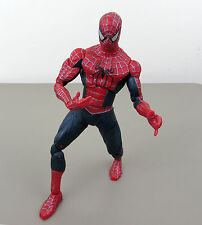 "2004 Marvel Spiderman 2 ~ 12"" Action Figure Super Poseable"