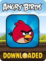 Angry Birds Downloaded Egmont UK VeryGood