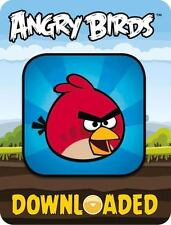 Angry Birds Downloaded Egmont UK VeryGood