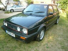 VW Golf Mk2 GTI 5dr in original unadulterated 1991 condition & Service History.