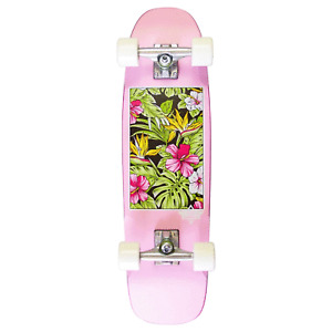 """Dusters Skateboard Complete Tropic Cruiser Pink 29"""""""