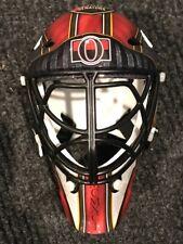 Ottawa Senators NHL Mini Goalie Mask Helmet Franklin Sports