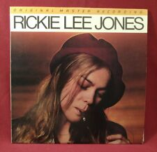 Rickie Lee Jones  MFSL 1-089 Audiophile Vinyl Mint Vinyl