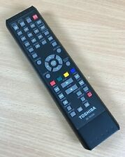 Genuine Toshiba SE-R0339 Freeview DVD Recorder Remote For DR19DTKB - Tested
