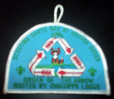1994 OWASIPPEE LODGE 7 ORDER ARROW BY SCOUT BSA OA