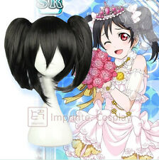 Love Live! Nico Yazawa Wig Fake Hair Cosplay Prop FREE P&P