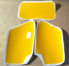 Autocollants / Stickers / Decals Honda XR600R - XRR 600 (86)