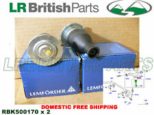 LAND ROVER FRONT UPPER CONTROL ARM BALL JOINT ROVER SPORT LR4 LR3 RBK500170