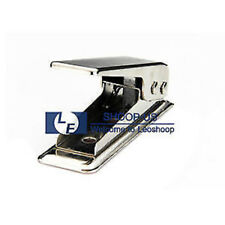 New Micro/Standard to Nano SIM Card Cutter for iPhone 4 5 6 Mobile Phone+Adapter