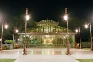 INCREDIBLE VICTORIAN STYLE WEDDING FACILITY GREENHOUSE - CONSERVATORY - GAZEBO