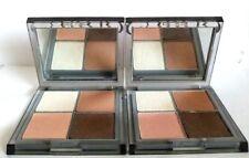 2 pk Cargo Essential Palette Eye Shadow 4 shades x 0.123 oz SHANGHAI touched