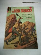 Gold Key THE LONE RANGER #22 September 1975