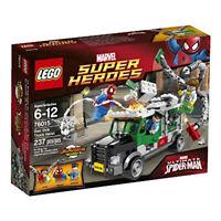 LEGO 76015 Super Heroes Doc Ock Truck Heist
