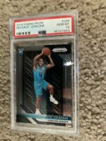 DEVONTE GRAHAM 2018/19 PANINI PRIZM #288 RC ROOKIE HORNETS PSA 10 GEM MINT