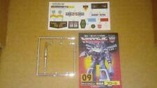 Instructions Sheet etc for G1 Encore 09 re-issue Prowl