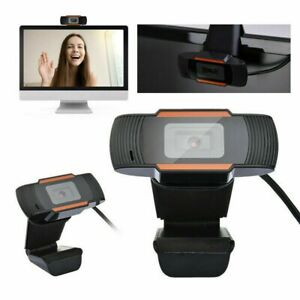 HD Webcam With Microphone HD Video Camera USB For PC Desktop Laptop Mic