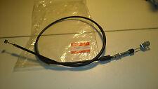 TS100 TS125 TS125ER TS185 TS185ER Suzuki New Genuine Clutch Cable 58200-46090