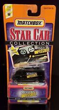 1997 Matchbox Carded STAR CAR COLLECTION - Mission Impossible Surveillance Van