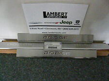 2009 - 2010 Dodge Journey Front and Rear Door Sill Kit New OEM 82210810