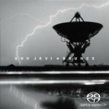 BON JOVI Bounce RARE OUT OF PRINT SACD HYBRID 5.1 SURROUND SOUND DISC
