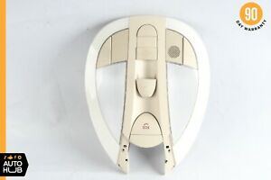 06-11 Mercedes W219 CLS500 CLS550 Dome Light Lamp Switch Beige 2198201301 OEM